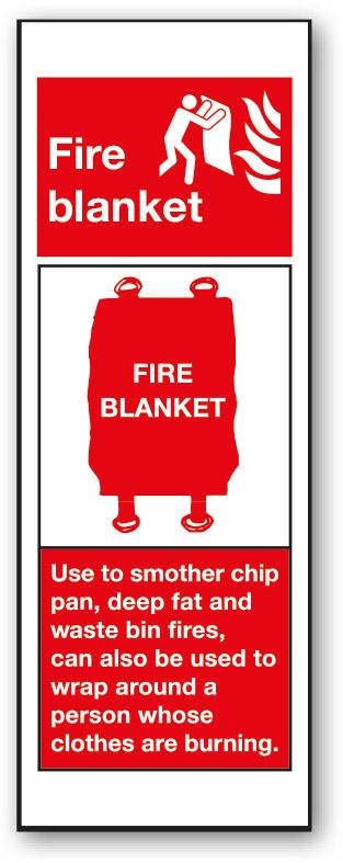 1786 Fire Blanket