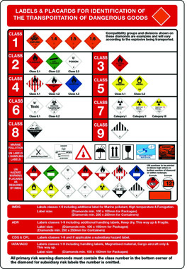 transportation of dangerous goods manual