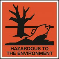 2440 Hazardous to the environment storage area marking