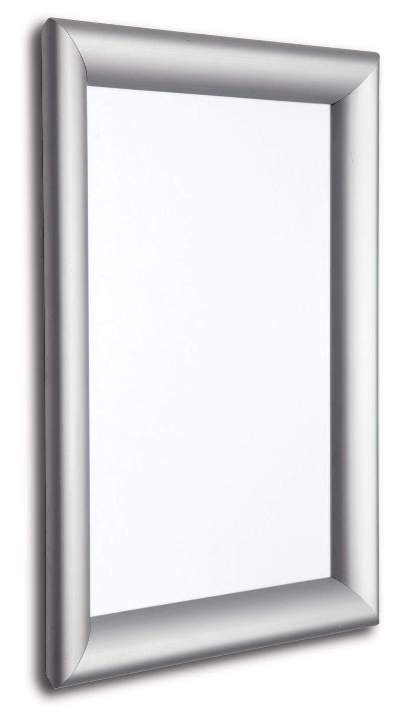 Tamper resistant anodised snap frame (32mm frame) 594mm x 840mm (A1 ...