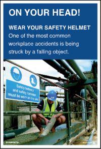 3565 Helmet poster