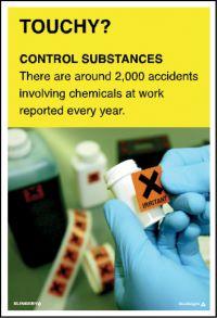 3570 Control Substances poster