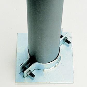7054 - Steel Base Plate