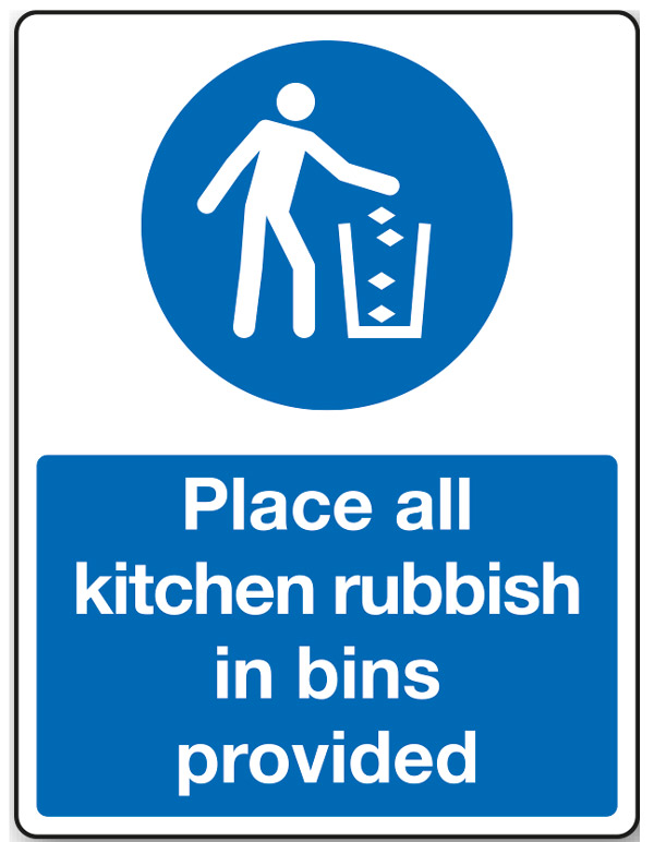 7058-place-all-kitchen-rubbish-in-bins-provided