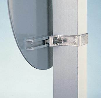 7063 - 50mm Square Clip