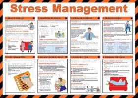 7275 Stress Management Poster