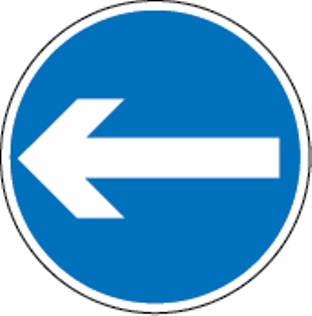 Traffic Arrow Left Horizontal