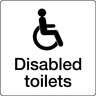 5118 - disabled toilets