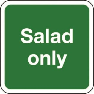 2980 - salad only