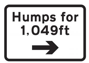 Imperial humps sign