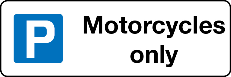 Motorcycles only
