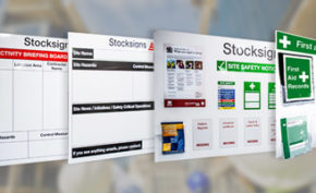 Site Safety Boards from Stocksigns