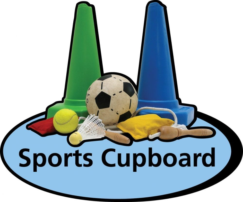 Sports cupboard 3D pictorial sign