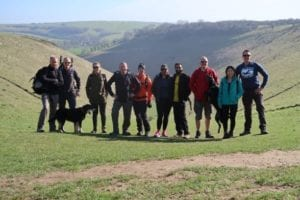 dingle dash training devils dyke