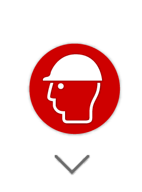 site safety construction icon