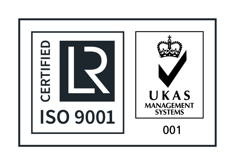 LRQA ISO 9001:2015 Stocksigns