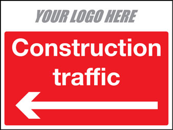 Construction traffic directional