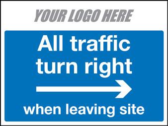 All Traffic Turn Right
