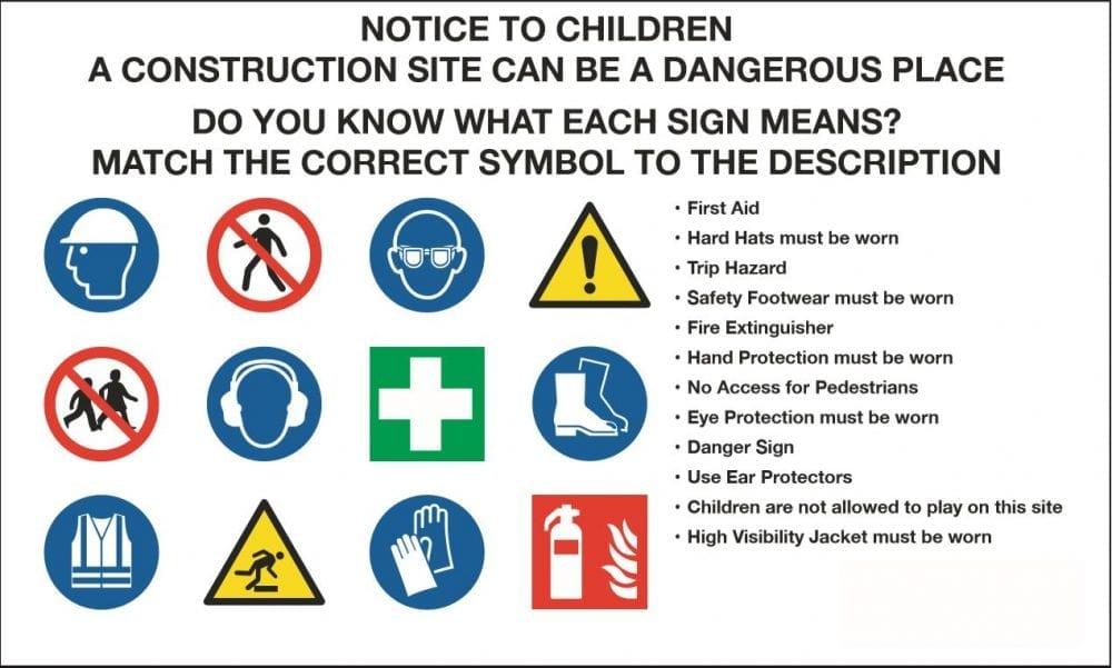 Notice to children