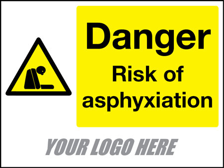 Risk of asphyxiation