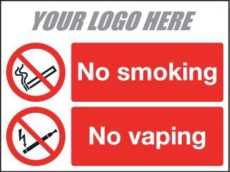 EE20064 No Smoking and No Vaping
