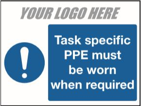 Task specific PPE