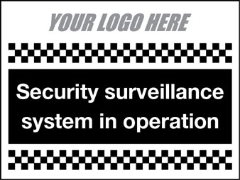 Security surveillance in operation