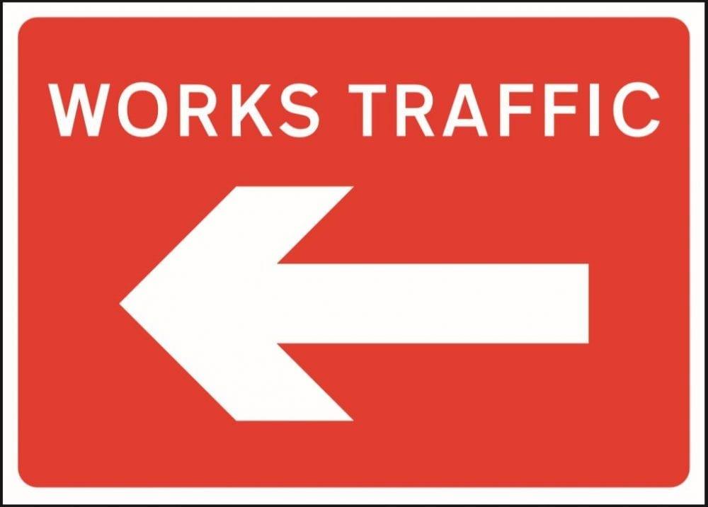 Works traffic
