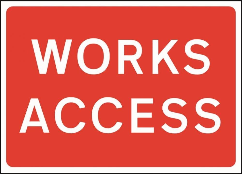 Work access