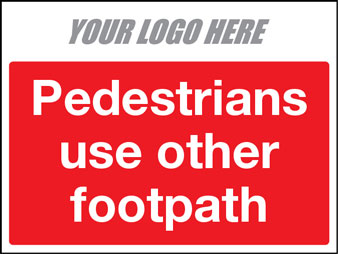 EE80049 Pedestrians use other footpath