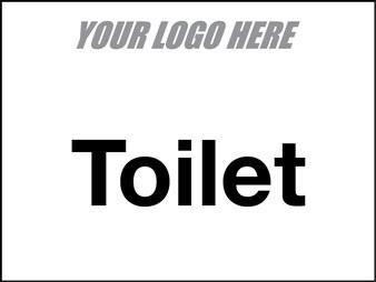 EE80106 Toilet sign