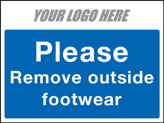 EE80139 Please remove outside footwear