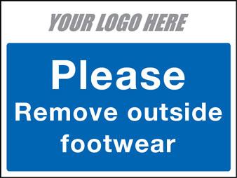EE80139 Please remove outside footwear