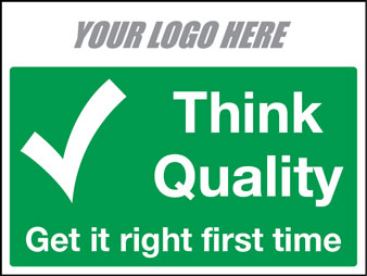EE80145 Think Quality Get it Right First Time