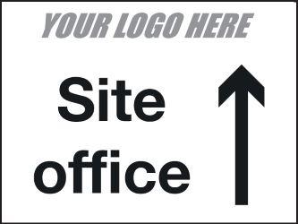 EE80167 Site Office Ahead