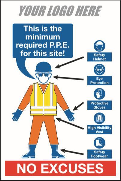 Minimum PPE
