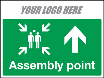 Assembly Point Straight Ahead