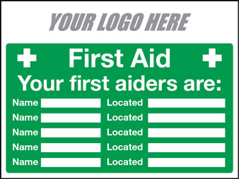 First aid locator