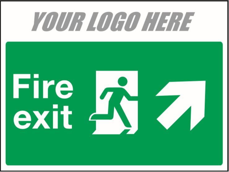 Fire Exit Straight Right