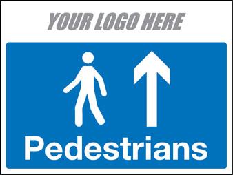 Pedestrians Straight