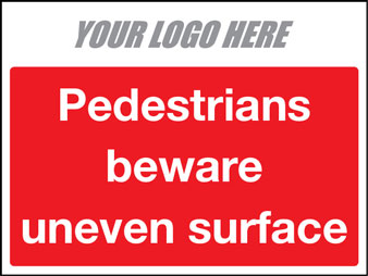 Pedestrians beware