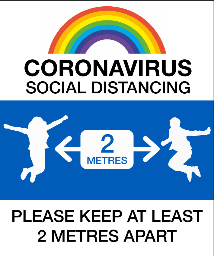 104714JK Coronavirus social distancing COVID-19 Stocksigns Ltd
