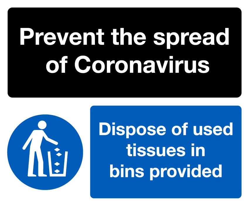 104666KJ - Prevent the spread of Coronavirus Stocksigns Ltd