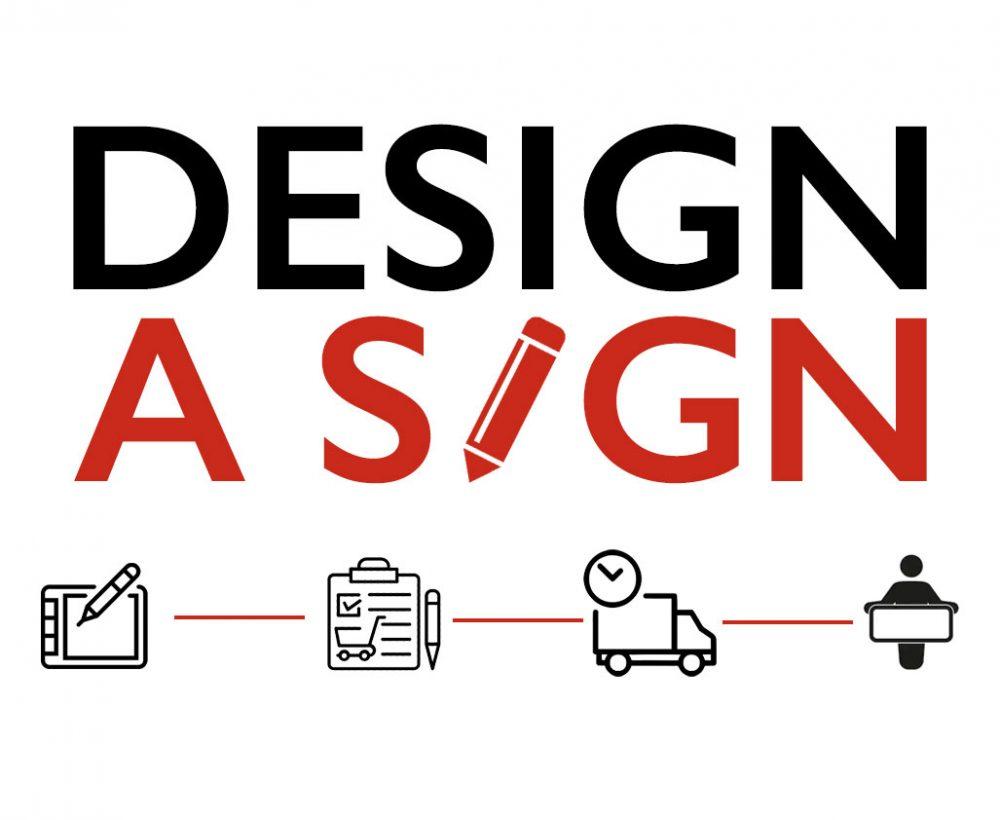 Design a Sign - bespoke signage