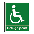 disabled fire safety sign thumbnail stocksigns safety sign
