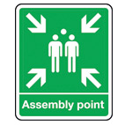 fire assembly point thumbnail stocksigns safety sign