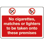 fire prevention safety sign thumbnail