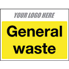 Waste Management Signs