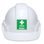 Hard Hat Labels