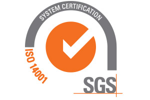 ISO14001 Triple Certification